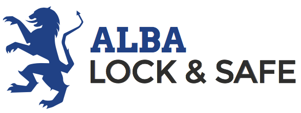 Alba Lock and Safe Logo